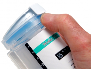Medix Pro-Split Urine Drug Test Cup