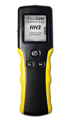 HH3 - Alcohol Breath Analyser